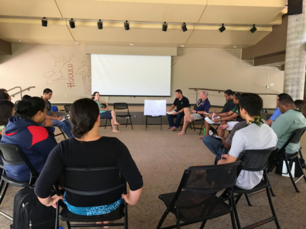 Day 1: Introductions at Halau o Haumea