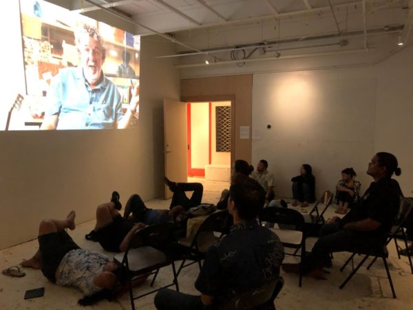 "Fellows watch ""Most Likely to Succeed"" at BoxJelly."